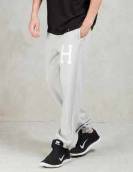 HUF Grey Pt Fleece Pants Picture