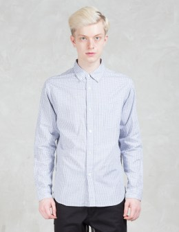 Head Porter Plus Check L/S Shirt Picture