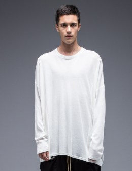 Rabbithole London Curved T-Shirt Picture