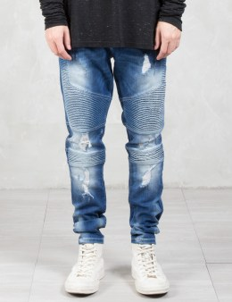 REPRESENT Clothing Biker Denim Picture
