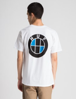 HUF White Bavaria T-Shirt Picture