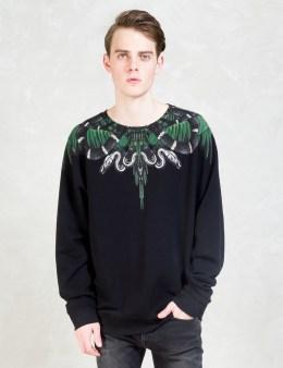 MARCELO BURLON Moa Crewneck Sweatshirt Picture