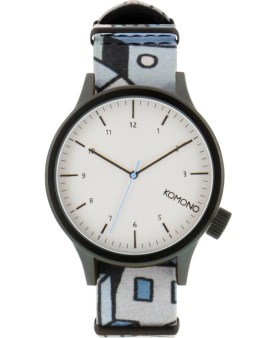 KOMONO Andy Rementer X Komono Magnus - City Winston Watch Picture