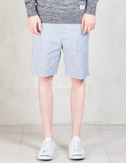 PENFIELD Yale Seersucker Shorts Picture