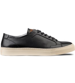 piola Black/Cream Ica Low Top Sneakers Picture
