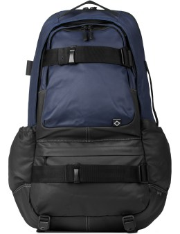 BLCbrand Navy N060 Definition Backpack Coated Edition Picture