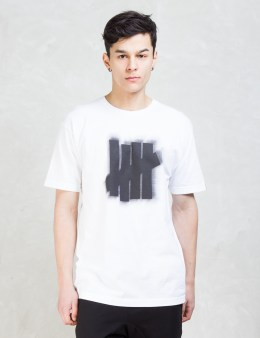 UNDEFEATED Blur T-Shirt Picture