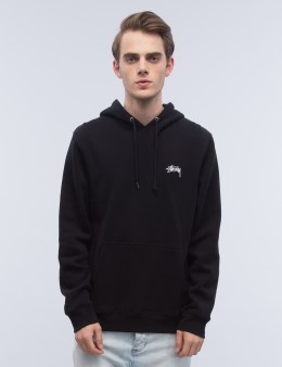 Stussy Diamond Applique Hoodie Picture