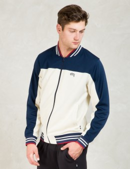 Stussy Navy Track Jacket Picture