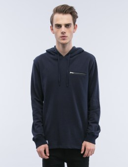 The Quiet Life On And Off Pullover Hoodie Picture