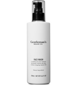 Gentleman's Brand Co. Foaming Face Wash 250ml Picture