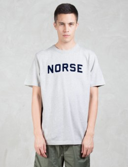 Norse Projects James Mouline S/S T-Shirt Picture