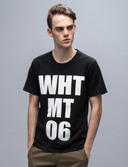"White Mountaineering ""WHT MT 06"" Printed S/S T-Shirt Picture"