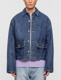 Our Legacy Waist Denim Jacket Picutre