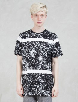 STAMPD Speckle Stripe T-Shirt Picture
