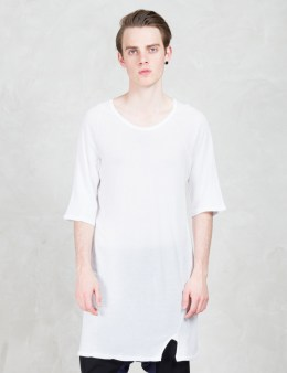 11 By Boris Bidjan Saberi S/S Long Basic T-Shirt Picture
