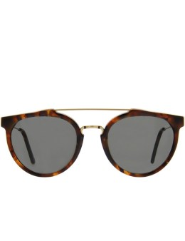 SUPER BY RETROSUPERFUTURE Giaguaro Classic Havana Sunglasses Picture