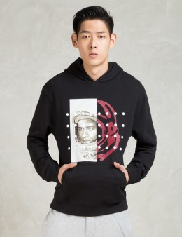 Billionaire Boys Club Black Ls Astro Photo Dot Hoodie Picture