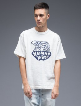 Human Made #1122 Polar Bear T-Shirt Picture