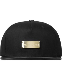 Diamond Supply Co. Badge Clipback Cap Picture