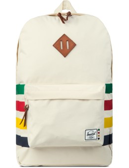"Herschel Supply Co. Heritage ""Hudson Bay Company Collection"" Backpack Picture"