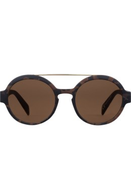 GHOSTBUSTERS x ITALIA INDEPENDENT Brown Havana Sunglasses Picture