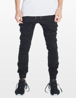 ZANEROBE Black Sureshot Pants Picture