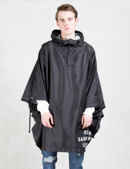 10.DEEP Jobber Poncho Picture