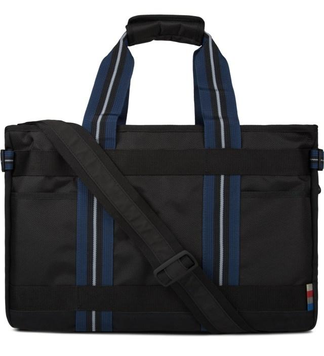 LEXDRAY Black Shanghai Tote Bag