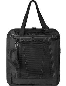 and wander Black 25L Tote Bag Picture