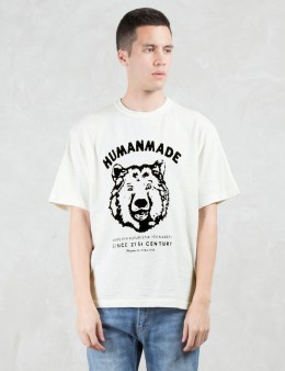 Human Made #1101 Bear Head T-Shirt Picture