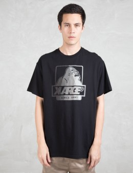 XLARGE Bay G Rilla S/S T-Shirt Picture