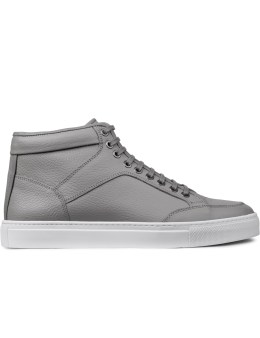 ETQ Grey High Top 1 Sneakers Picture