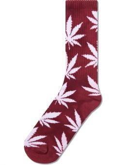 HUF Tie Dye Plantlife Crew Socks Picture