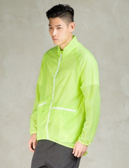 CLOT Yellow Light Weight Riding Windbreaker Picture