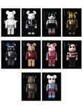 Harbour City x Be@rbrick Postcard Set Picutre