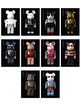 Harbour City x Be@rbrick Postcard Set Picture