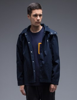 SILAS Hooded Coach Jacket Picture