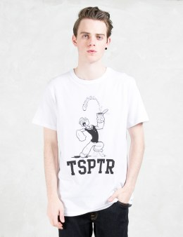 TSPTR Popeye Spinach S/S T-shirt Picture