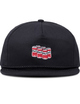 HUF Drink Up Snapback Cap Picture