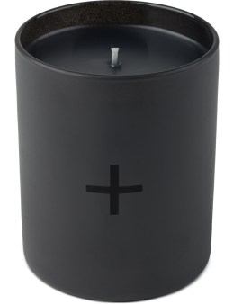 wings + horns Black Horns Candle Picture