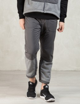 and wander Grey AW53-JF026 Pants Picture