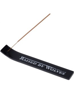 Raised by Wolves Logotype Incense Holder Picture