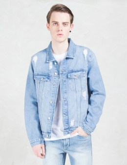 Soulland Shelton Denim Jacket Picture