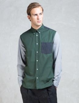 McQ Alexander McQueen Shields 01 L/S Shirt Picture
