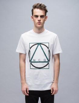 McQ Alexander McQueen S/S McQ Graphite Logo T-shirt Picture