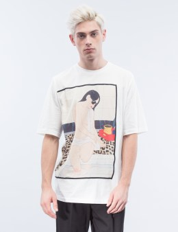 3.1 Phillip Lim Leopard Graphic S/S T-Shirt Picture