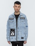 MISBHV Antique Oversized Denim Jacket Picture