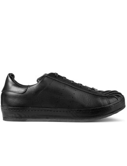 Hender Scheme Black Manual Industrial Products 02 Shoes Picture