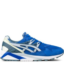 "ASICS Monaco Blue/P.air Gel-Kayano Trainer ""City Mobility"" Picture"